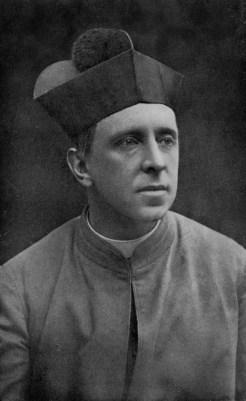 Mons. R. H. Benson (1912)