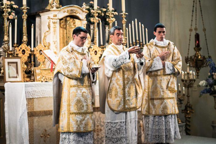 Monsignor Sanborn ha già designato un successore