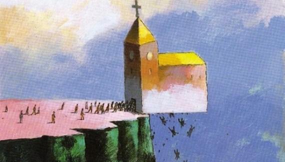 Come la chiesa finì, l'utopia che sta diventando realtà
