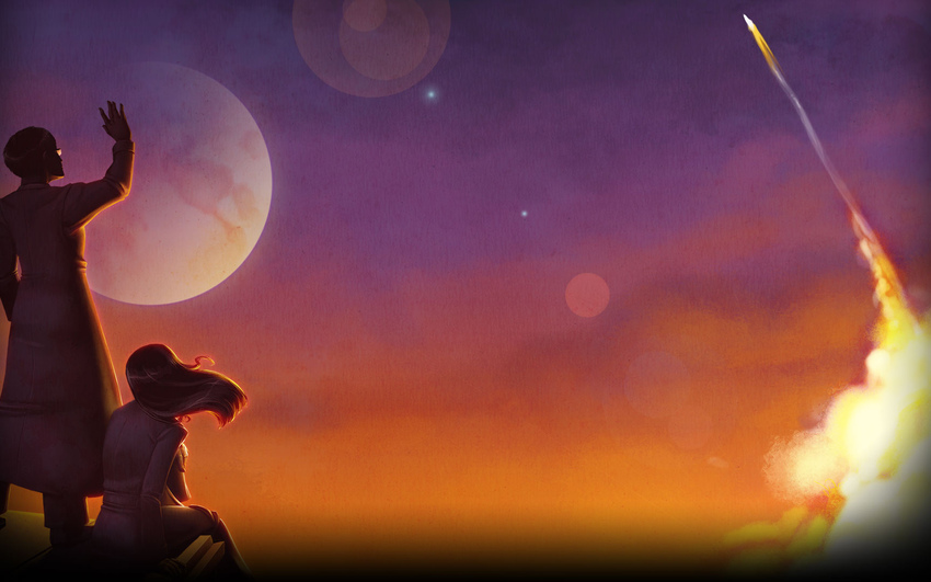 """[SPADAGAMES] """"To the Moon"""": un'avventura commovente tra amore, desiderio ed eternità"""