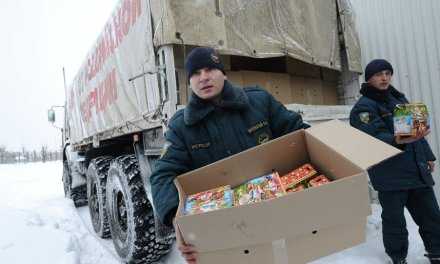 Donbass, the dark side of Europe