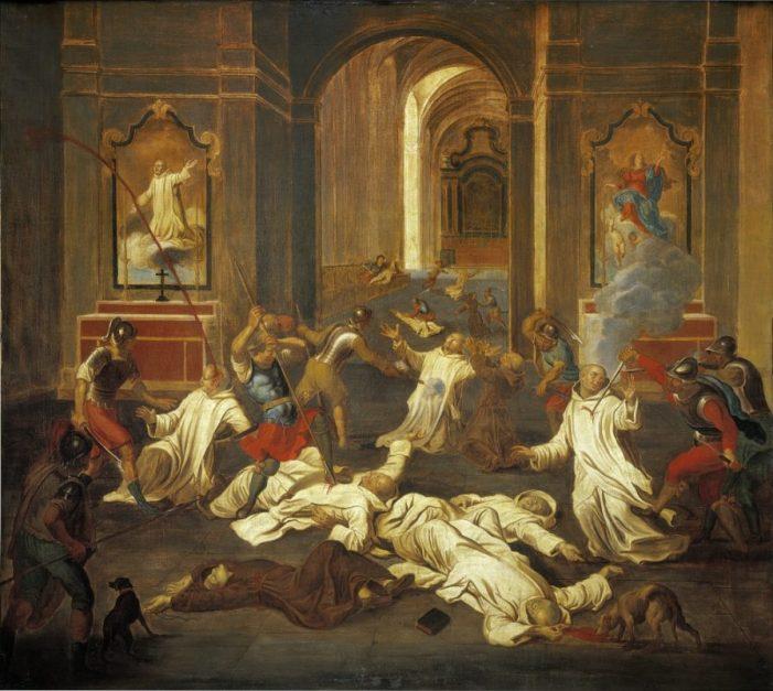 Morire per il cattolicesimo ai tempi di Enrico VIII