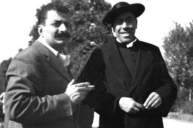 [AUDIO / A. Gnocchi, C. Lugli] Vita, morte e miracoli letterari di messer Giovannino Guareschi