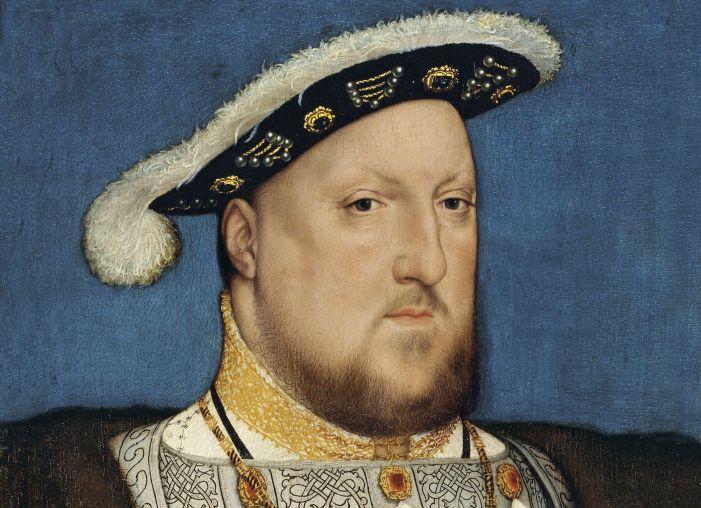 Enrico VIII ovvero la pochezza di uno stolto che si crede il padrone del mondo