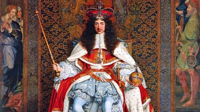 """""""Intrighi di Corte"""": il ritratto di Carlo II Stuart in uno dei romanzi più belli di mons. R. H. Benson"""