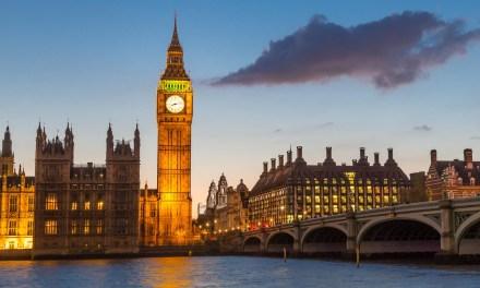 Logge massoniche nel Parlamento inglese