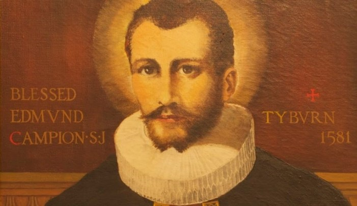Incontrare il gesuita Edmund Campion