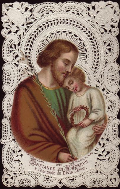 Marzo: conoscete il Sacro Manto in onore di S. Giuseppe?