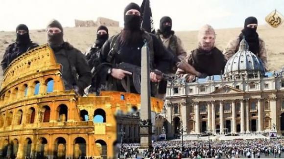 Di colpo, l'uomo di Daesh in USA minaccia l'Italia