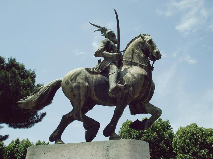 [VITA EST MILITIA] Principe Giorgio Castriota Skanderbeg