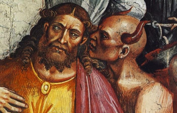 [CRONACHE DELL'ANTICRISTO] La contro-chiesa dell'Anticristo