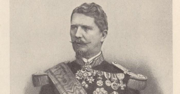 [VITA EST MILITIA] Barone Ermanno Kanzler, comandante generale dell'esercito pontificio