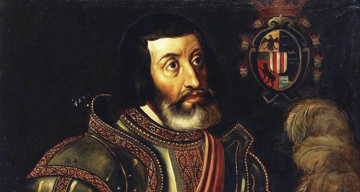 [VITA EST MILITIA] Marchese Fernando Cortes