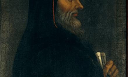 [GLORIE DEL CARDINALATO]  S.E.R. Cardinale Bessarione di Nicea (1403-1472)