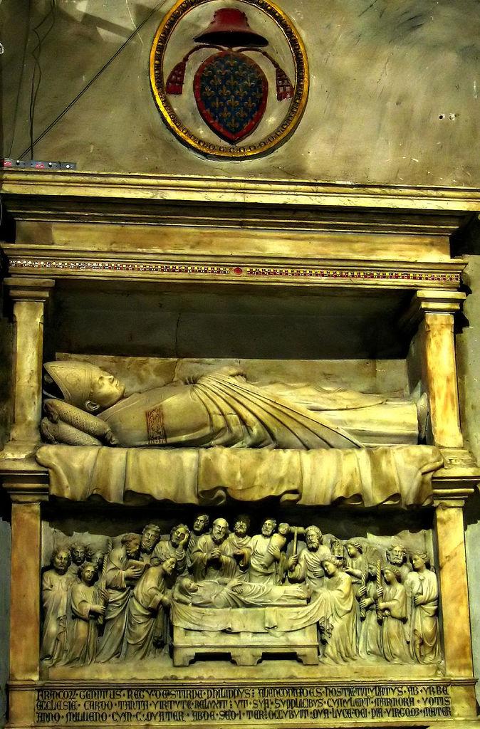 [GLORIE DEL CARDINALATO] S.E.R. Philippe d'Alencon de Valois (1338-1397)