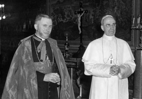 L'abito talare: una questione fondamentale (di Mons. Lefebvre)