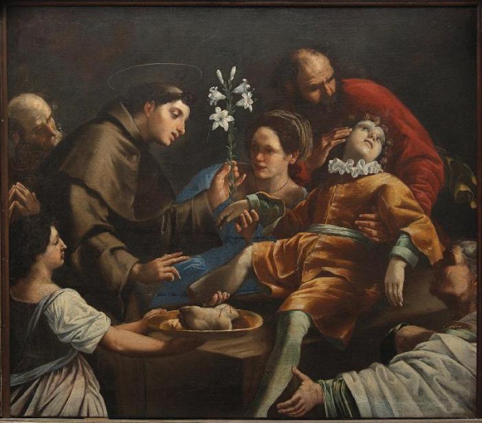 Il martedì, giorno di Sant'Antonio da Padova