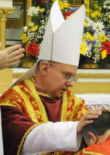 [AI PIEDI DEL TRONO VUOTO] S.E.R. Monsignor Paul Petko (1956-2018). In Memoriam