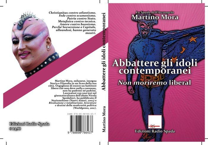 """""""Uno dei saggi più importanti della cultura identitaria"""": """"Il Talebano"""" invita tutti a leggere l'ultimo libro di M. Mora"""
