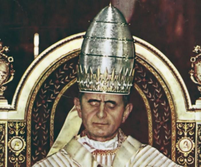 Comunicato della FSSPX circa la canonizzazione del Papa Paolo VI