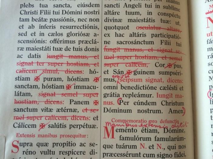 """""""Considerazioni sull'Ordo Missae di Paolo VI"""" (da Silveira). Capitolo Quarto (parr. 7-12)"""