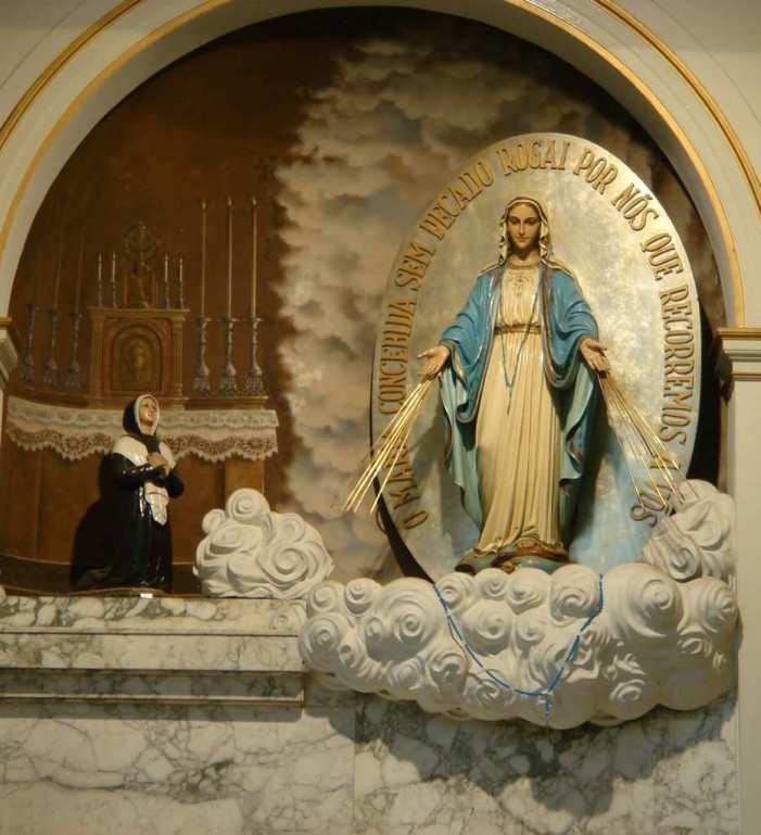[DIFUNDE TU FE CATOLICA] Santa Catalina Labourè, la confidente de Nuestra Señora de la Medalla Milagrosa