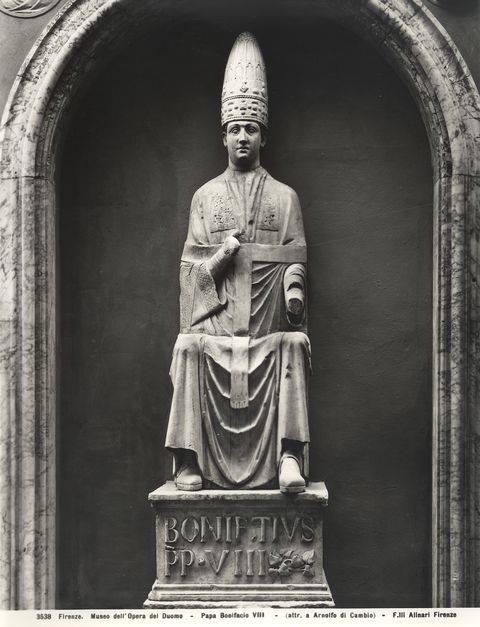 """Le spade di San Pietro. Bonifacio VIII e la """"Unam Sanctam"""""""