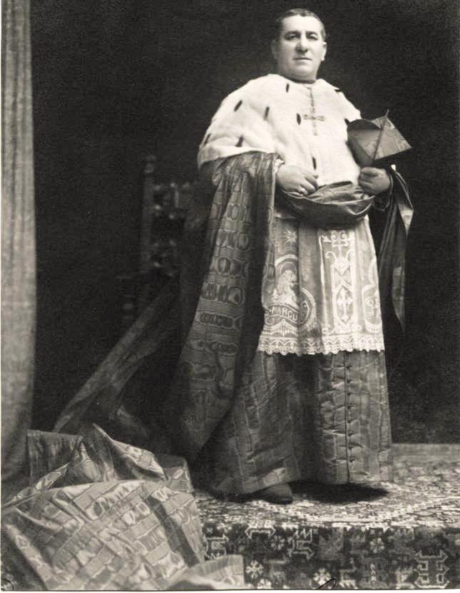 [GLORIE DEL CARDINALATO] S.E.R. Cardinale Adeodato Piazza OCD (1884-1957)