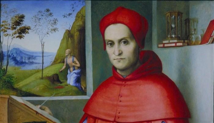 [GLORIE DEL CARDINALATO] S.E.R. Cardinale Gabriele de' Gabrielli (1445-1511)