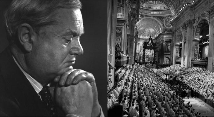 [EVELYN WAUGH: LETTERE SUL CONCILIO] «La Chiesa è sopravvissuta a molti periodi oscuri. È una sfortuna per noi vivere in uno di questi».