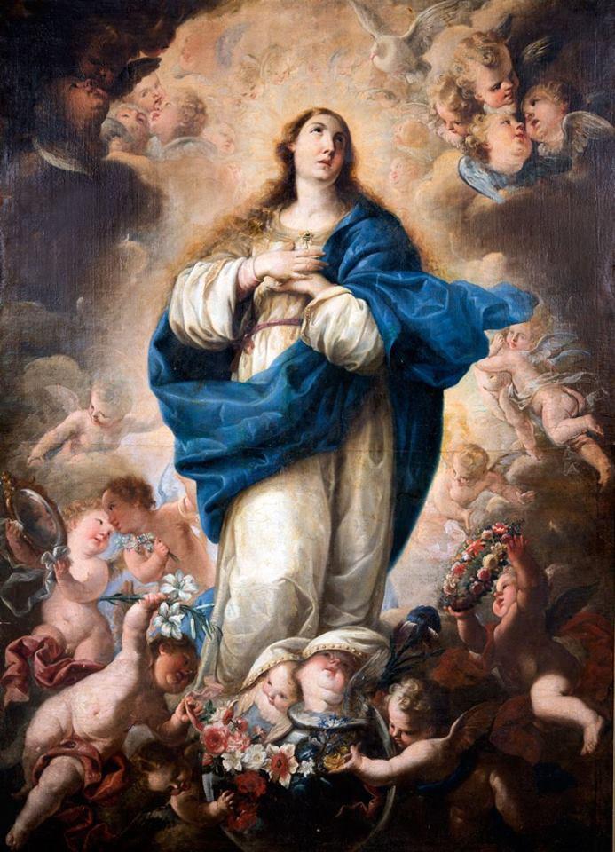 Sant'Alfonso Maria de Liguori sull'Immacolata Concezione di Maria (I)