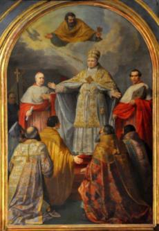 """La allocuzione concistoriale """"Singulari quadam"""" del papa Pio IX"""