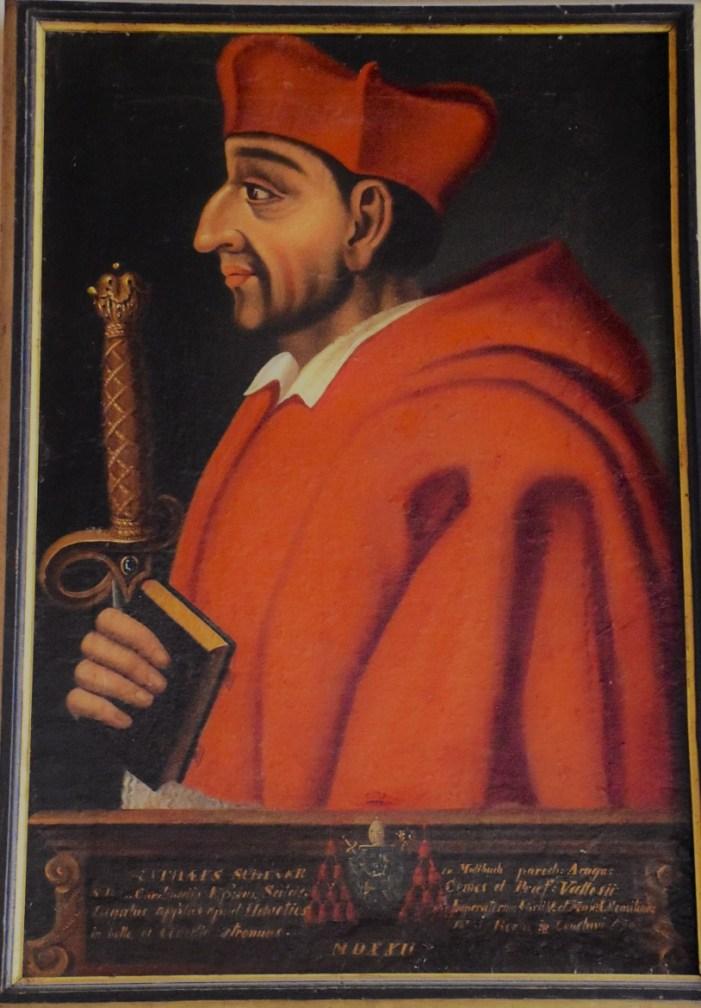 [GLORIE DEL CARDINALATO] S.E.R. Cardinale Matthäus Schiner (1465-1522)