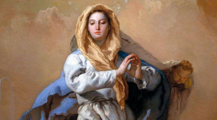 [DIFUNDE TU FE CATOLICA] Novena a la Inmaculada Concepción de María Nuestra Señora, Patrona de España. Día 3