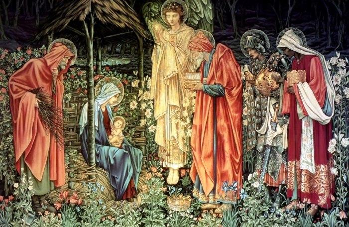[DIFUNDE TU FE CATOLICA] LA EPIFANÍA DE NUESTRO SEÑOR. El Divino Niño Jesús recibe el homenaje de los Reyes Magos