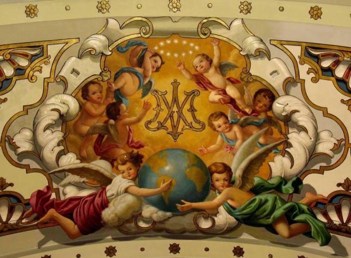 [DIFUNDE TU FE CATOLICA] LAS TRES AVEMARÍAS, la tradicional forma de encomendarse a diario a la Virgen Nuestra Señora