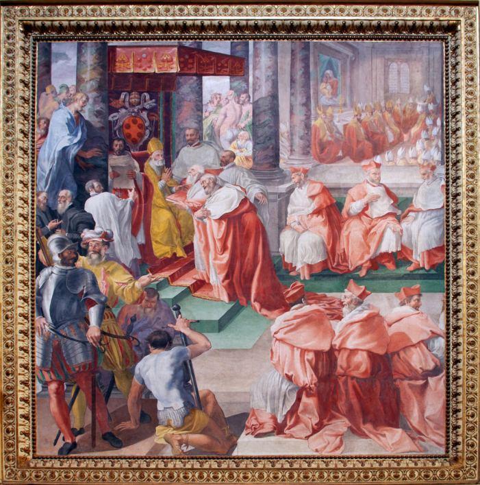 """La bolla """"Benedictus Deus"""" di Pio IV: l'approvazione del Concilio di Trento"""