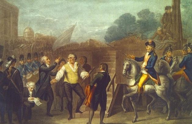 [DIFUNDE TU FE CATOLICA]  En el Aniversario del Martirio del Rey Luis XVI
