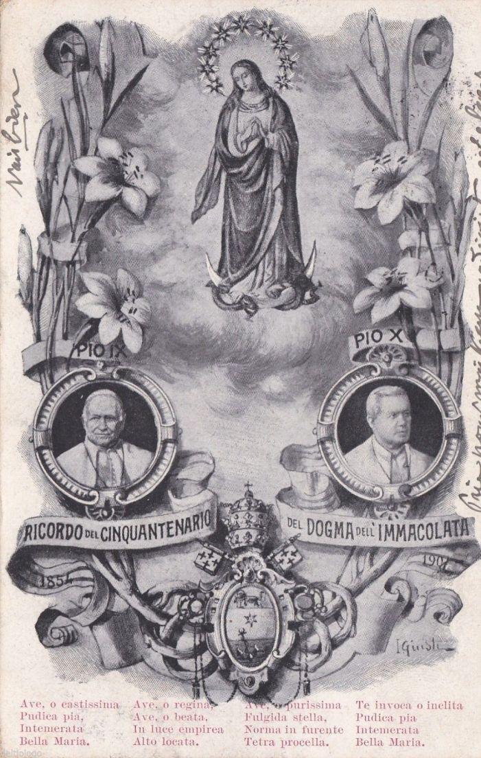 """""""Ad diem illum"""". La fondamentale enciclica di san Pio X sull'Immacolata, Corredentrice, Mediatrice e Trionfatrice di ogni eresia"""