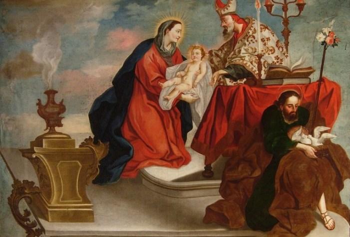 Discorso di sant'Alfonso Maria de Liguori sulla Purificazione di Maria.