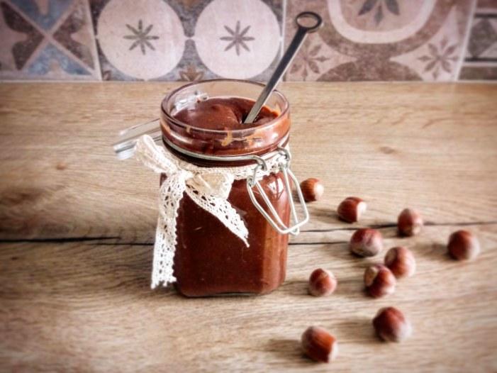 [SPADAKITCHEN] La crema nocciole&cioccolato fatta in casa!