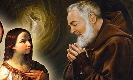 [DIFUNDE TU FE CATOLICA] LOS ÁNGELES CUSTODIOS en la vida del Padre Pío (Parte II)
