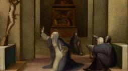 Le stigmate invisibili di santa Caterina da Siena.
