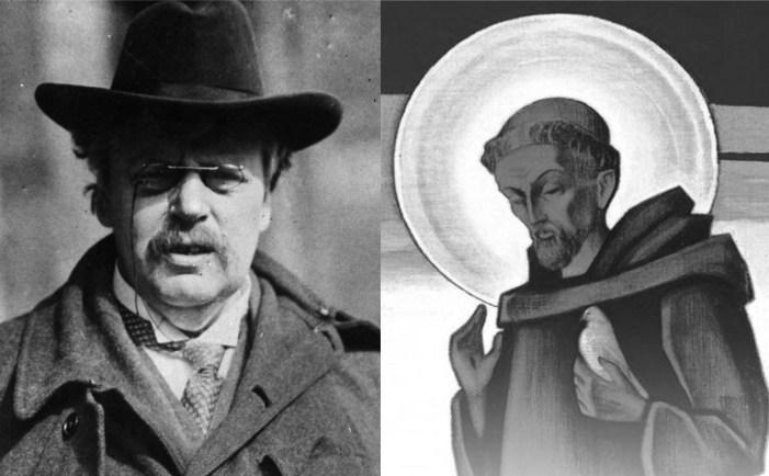 G. K. Chesterton e San Francesco: breve storia di una lunga amicizia