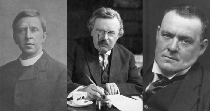 R. H. Benson: un monsignore all'ombra del Chesterbelloc