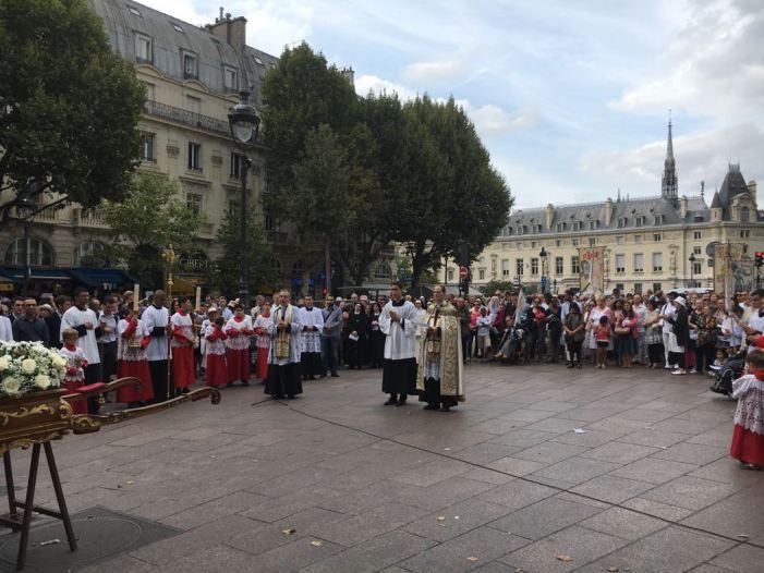 Quando a Parigi occuparono St. Nicolas du Chardonnet