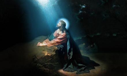 [DIFUNDE TU FE CATOLICA] LA HORA SANTA: velar con Jesús en Getsemaní