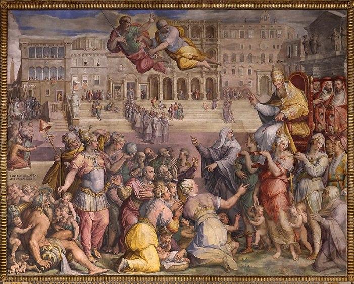 """Santa Caterina da Siena, """"la più gran donna che abbia formata il Cattolicismo"""""""