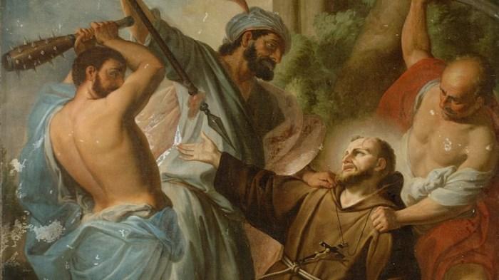 [DIFUNDE TU FE CATOLICA]  SAN FIDEL DE SIGMARINGEN, martirizado por defender la Fe Católica