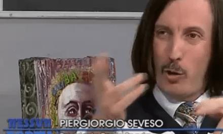 """[VIDEO] Il filmato completo del talk show di Etv """"Nessun Dorma"""", ospite P. Seveso"""